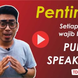 belajar public speaking, tips public speaking pemula, tdx public speaking, pelatihan public speaking, belajar public speaking