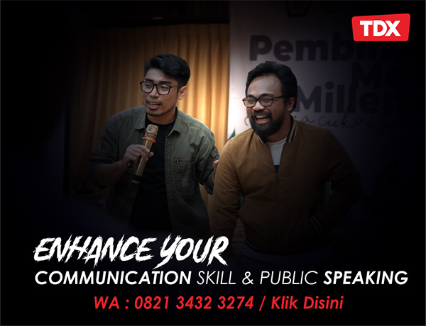 tdx jogja public speaking